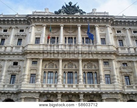 Palace of Justice in Rome