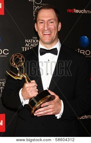 Ben Bailey in the 40th Annual Daytime Emmy Awards Press Room, Beverly Hilton, Beverly Hills, CA 06-16-13