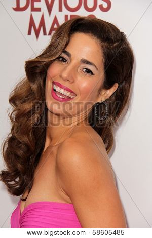 Ana Ortiz at the