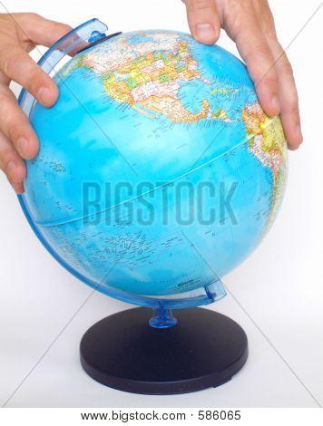 Umgang mit der ganzen Welt