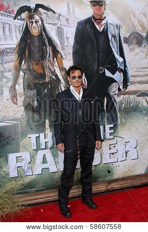 Johnny Depp at