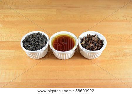 The Tea Process