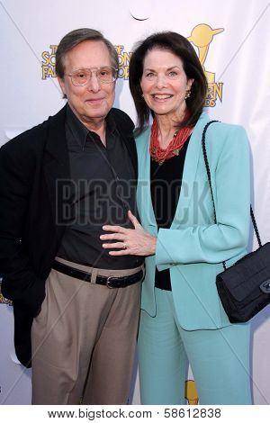 William Friedkin and Sherry Lansing at the 39th Annual Saturn Awards, The Castaway, Burbank, CA 06-26-13