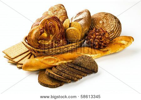 Bread And Cookies