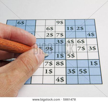 Sudoku With Dollars