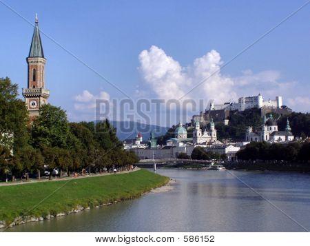 Salzburg City, Austria