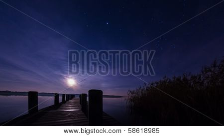 Moonshine Jetty