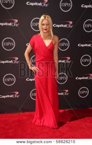 Peta Murgatroyd at The 2013 ESPY Awards, Nokia Theatre L.A. Live, Los Angeles, CA 07-17-13