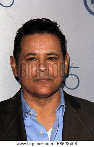 Raymond Cruz at the TNT 25th Anniversary Party, Beverly Hilton Hotel, Beverly Hills, CA 07-24-13