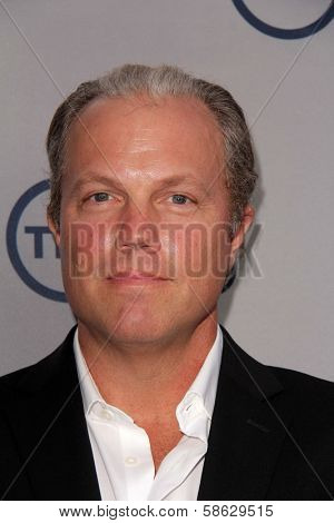 Adam Baldwin at the TNT 25th Anniversary Party, Beverly Hilton Hotel, Beverly Hills, CA 07-24-13