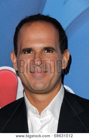Marcus Lemonis at the NBC Press Tour, Beverly Hilton, Beverly Hills, CA 07-27-13