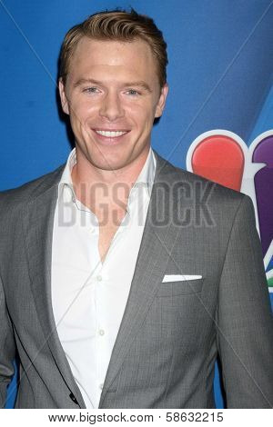 Diege Klattenhoff at the NBC Press Tour, Beverly Hilton, Beverly Hills, CA 07-27-13