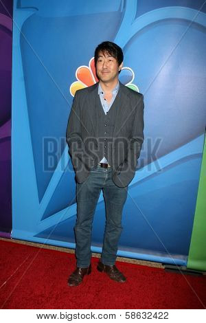 Kenneth Choi at the NBC Press Tour, Beverly Hilton, Beverly Hills, CA 07-27-13