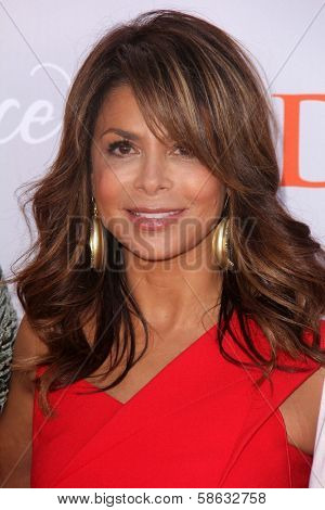 Paula Abdul at the 3rd Annual Celebration of Dance Gala presented by the Dizzy Feet Foundation, Dorothy Chandler Pavilion, Los Angeles, CA 07-27-13