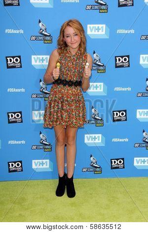 Noah Cyrus at DoSomething.org And VH1's 2013 Do Something Awards, Avalon, Hollywood, CA 07-31-13