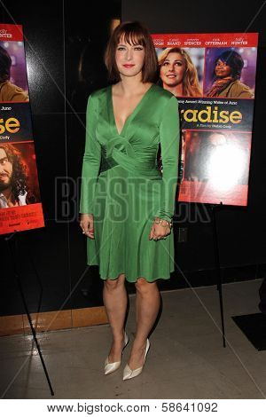 Diablo Cody at the DirecTV Premiere of