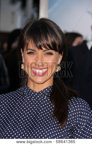 Constance Zimmer at the
