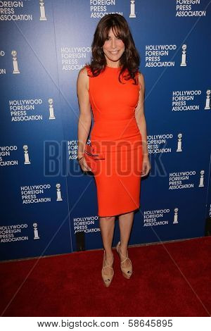 Jo Champa at the Hollywood Foreign Press Association's 2013 Installation Luncheon, Beverly Hilton, Beverly Hills, CA 08-13-13