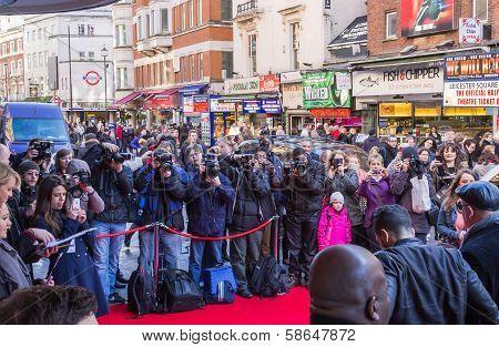 Press Photographers in London