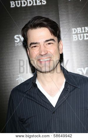 Ron Livingston at the