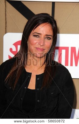 Pamela Adlon at the CBS, Showtime, CW 2013 TCA Summer Stars Party, Beverly Hilton Hotel, Beverly Hills, CA 07-29-13