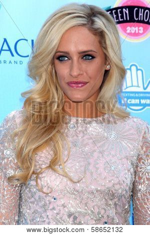 Carly Chaikin at the 2013 Teen Choice Awards Arrivals, Gibson Amphitheatre, Universal City, CA 08-11-13