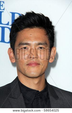 John Cho at