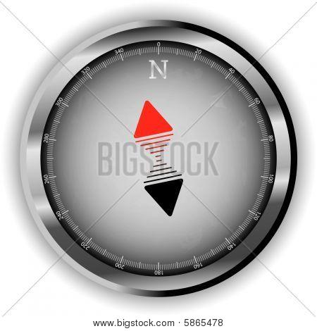 Modern compass
