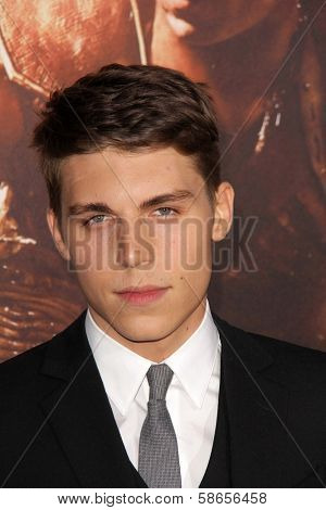 Nolan Gerard Funk at the
