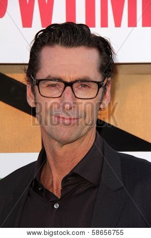 Kirk Fox at the CBS, Showtime, CW 2013 TCA Summer Stars Party, Beverly Hilton Hotel, Beverly Hills, CA 07-29-13