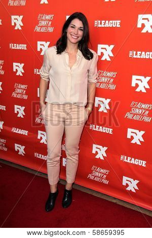 Dorian Brown at the FXX Network Launch Party and