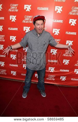 Nick Swardson at the FXX Network Launch Party and
