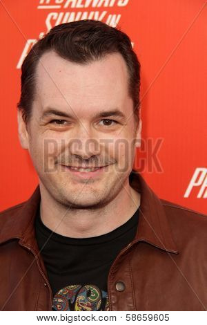 Jim Jefferies at the FXX Network Launch Party and