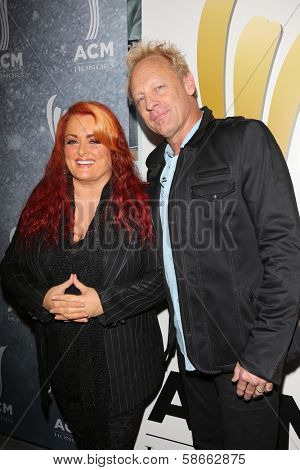 Wynonna Judd and Husband Michael Scott