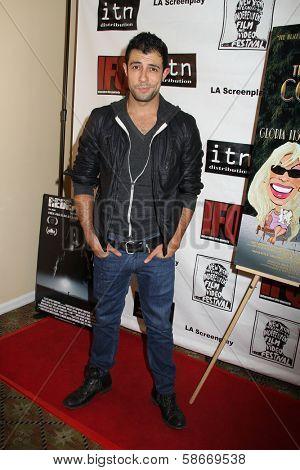 Rodrigo Rojas at