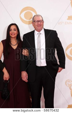 Ed O'Neill at the 65th Annual Primetime Emmy Awards Arrivals, Nokia Theater, Los Angeles, CA 09-22-13