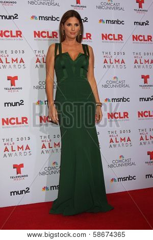 Daisy Fuentes at the 2013 NCLR ALMA Awards Press Room, Pasadena Civic Auditorium, Pasadena, CA 09-27-13