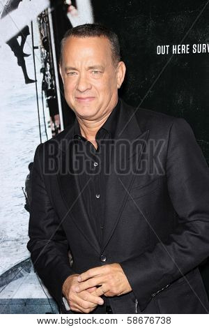 Tom Hanks at the
