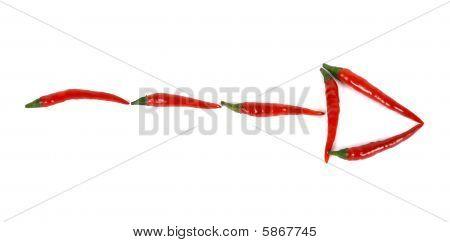 Arrow Chillies