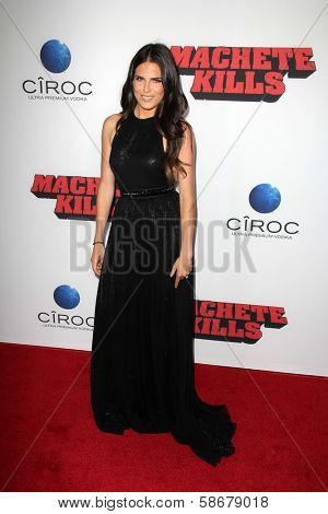 Karla Souza at the