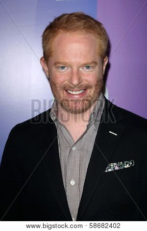 Jesse Tyler Ferguson at Variety's 5th Annual Power of Women, Beverly Wilshire, Beverly Hills, CA 10-04-13