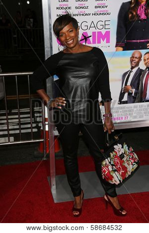 Vanessa Bell Calloway at the