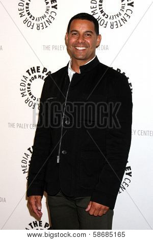 Jon Huertas at the An Evening with
