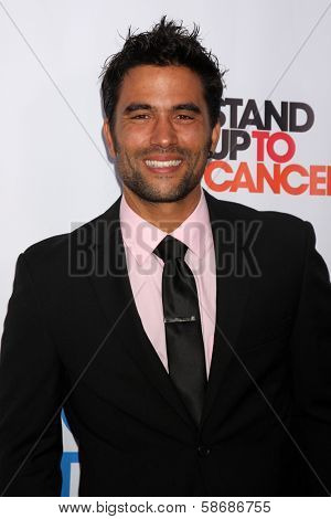 Ignacio Serricchio at the CBS Daytime After Dark Event, Comedy Store, West Hollywood, CA 10-08-13