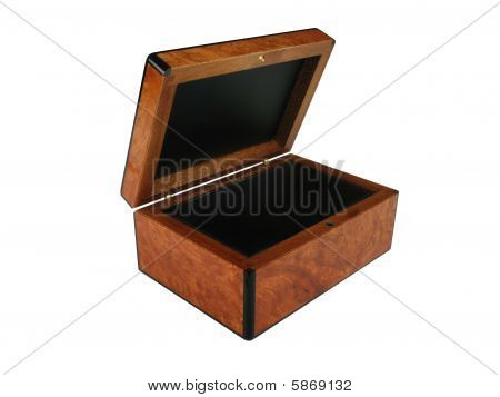 Classic Wooden Chest Box
