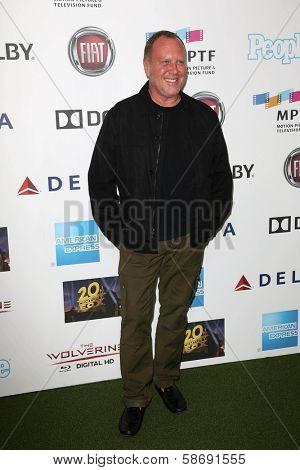 Michael Kors at Hugh Jackman