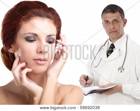 Profession Female Doctor