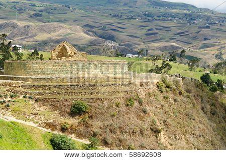 Ecuador, Ingapirca Inca Site