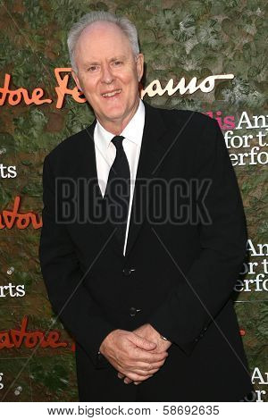 John Lithgow at the Wallis Annenberg Center For The Performing Arts Inaugural Gala, Wallis Annenberg Center For The Performing Arts, Beverly Hills, CA 10-17-13