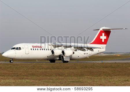 Swiss International Air Line